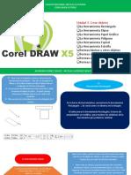 unidad 3 corel draw x5
