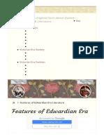 Edwardian Era Literature.html