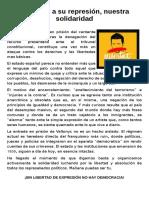 panfleto Valtonyc