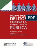 Manual sobre delitos contra la administración pública.pdf