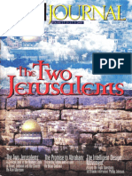 Alan Morrison - The two Jerusalems - 2003