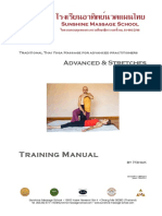 THAI ADVANCET & STRECTCHES-TRAINING MANUAL