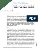 La configuración del proyecto de vida.pdf