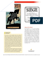Siege by Roxane Orgille Teachers' Guide