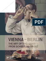 Vienna-Berlin. the Art of Two Cities. From Schiele to Grosz