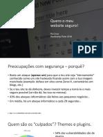 20180519 - PORTO - WordCamp Porto 2018