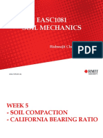 EASC1081_1710_Week 5_Soil Compaction and CBR_Dr Bishwajit Chowdhury