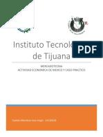 Actividad Economica de Mexico