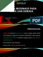 BEDAH - REFERAT HERNIA INGUINALIS.pptx