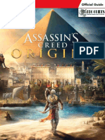 Assassin's Creed Origins Prima Official Guide by KBG