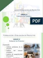 Evaluación Técnica y Económica de Proyectos