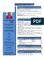 Curriculum Damian Nuevo