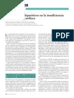 Ansiolíticos e Hipnóticos en La Insuficiencia Resp y Cardiaca
