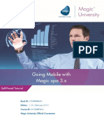 Going Mobile With Magic Xpa 3.x