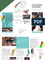 Instrumentos y Ritmos Folkloricos de Colombia