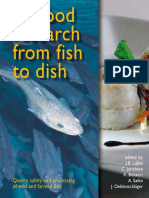 Seafood Research From Fish to Dish