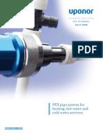 Uponor PEX Brochure