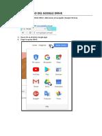 Manual de Uso de Aplicativos