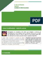 Aula 01 - Noções Básicas de Oncologia