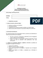 Pauta Correccón informe N°4