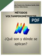 Métodos Voltamperométricos.