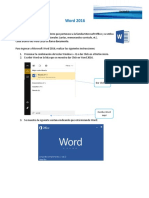 Word 2016 2