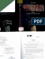 Livro - Introdução a Língua Latina - Júlio Comba parte 1