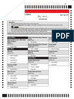 Moffat County sample ballots