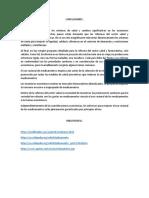 CONCLUSIONES MEDICAMENTOS GENERICOS