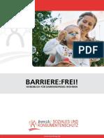 Barriere Frei!