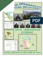 Plan de Desarrollo Turpo-2010-2021