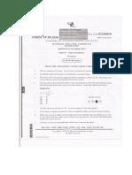 2012 Add Math Paper 1
