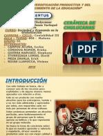 Ceramica de Chulucanas Ppt