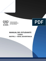 Manual Del Estudiante - Materiales Peligrosos