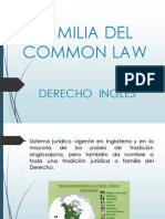Familia Del Common Law Derecho Ngles