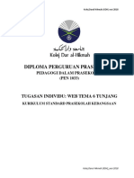 Web Tema (Seminggu P&P)