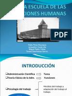 laescueladelasrelacioneshumanas-110312090545-phpapp01