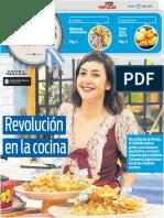 Cocineros Argentinos del 25/05/2018