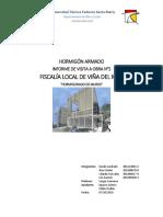 Informe Visita de Obra N°5