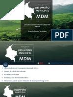 MDM 2018 Antioquia