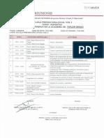 Agenda Junio Acadamia 3er Grado Vespertino
