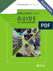 Hospital Safety Index - RSUD Dr. H. Soemarno Sosroatmodjo Kuala Kapuas