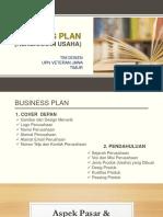 Pertemuan 14 Rencana Bisnis2