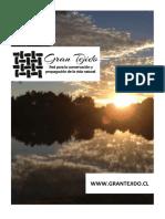 GRAN TEJIDO, Red para la conservación y propagación de la vida natural