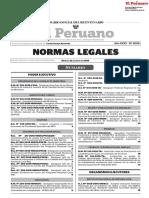Normas Legales Del Dia 23.05.2018