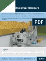 Certificacion Mla II Analista de Lubricantes