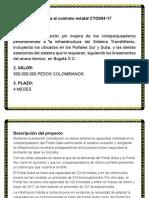 Diapositivas de La Caja