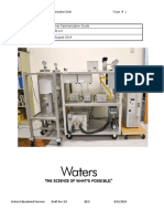 Waters 2X5LF Customer Familarization Draft V2.0 BEW 8 14_2014