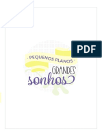 Capaecontracapa Planner2018 Canaldachaivioletaeamarelo Português