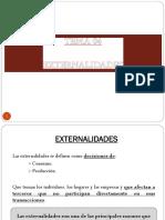 IV. Externalidades